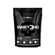 REFIL WHEY 3 HD 837G - Black Skull