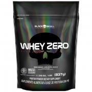 REFIL WHEY ZERO 837G - Black Skull