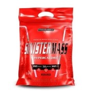 SINISTER MASS (3Kg) CHOCOLATE - INTEGRALMEDICA