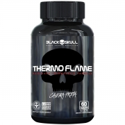 THERMO FLAME 60 TABLETES - Emagrecedor