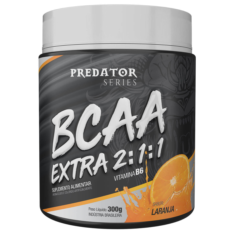 BCAA 2:1:1 PREDATOR 300GR Nutrata
