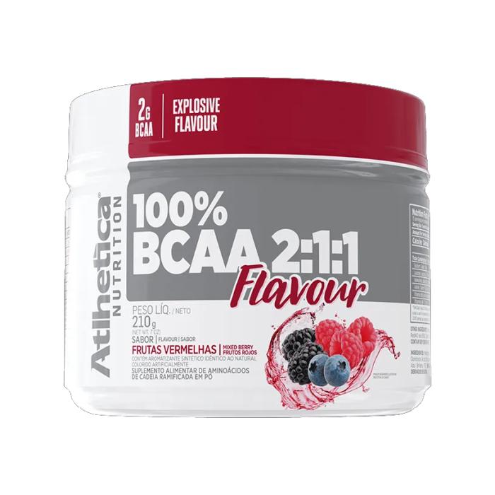 Bcaa Flavour 210g - Atlhetica Nutrition