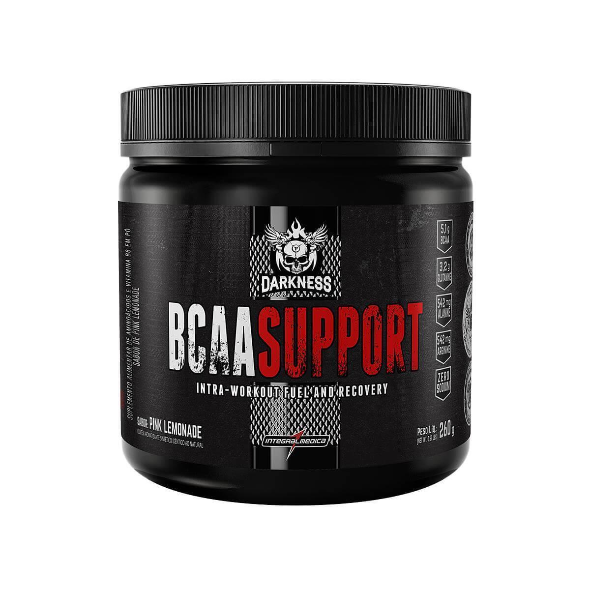 BCAA SUPPORT (260g) PINK LEMONADE - DARKNESS