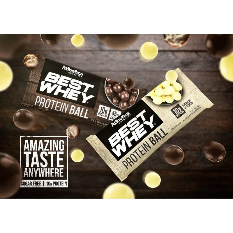 BEST BALL CHOCOLATE AO LEITE - ATLHETICA