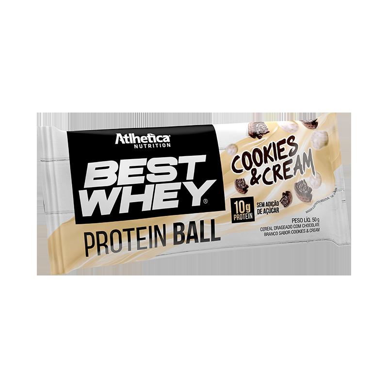 Best Ball Cookies