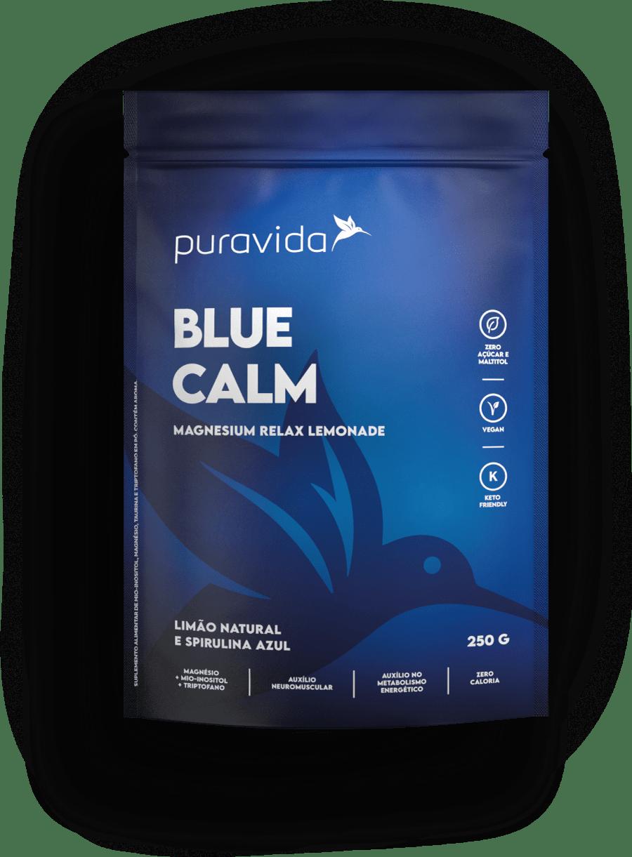 Blue Calm 250g - PURA VIDA