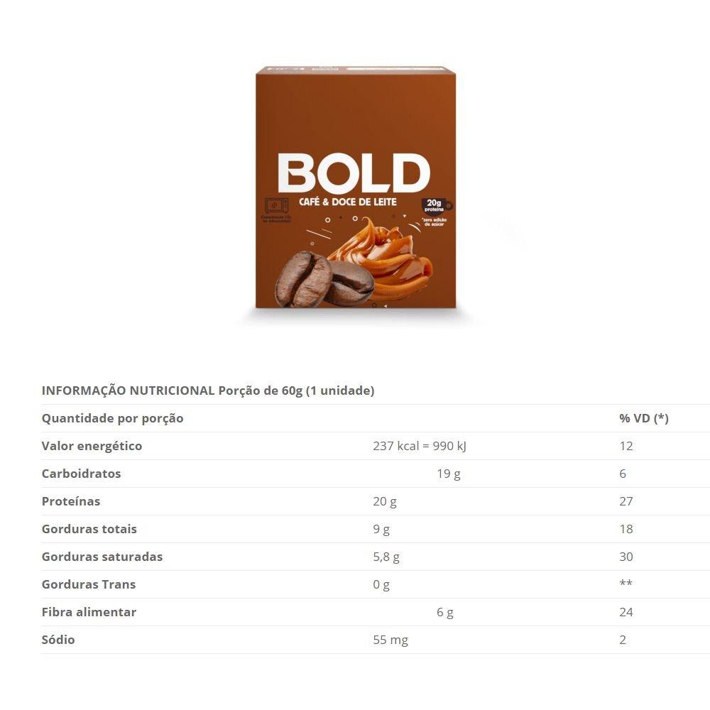 BOLD BAR CAFE & DOCE DE LEITE - 018