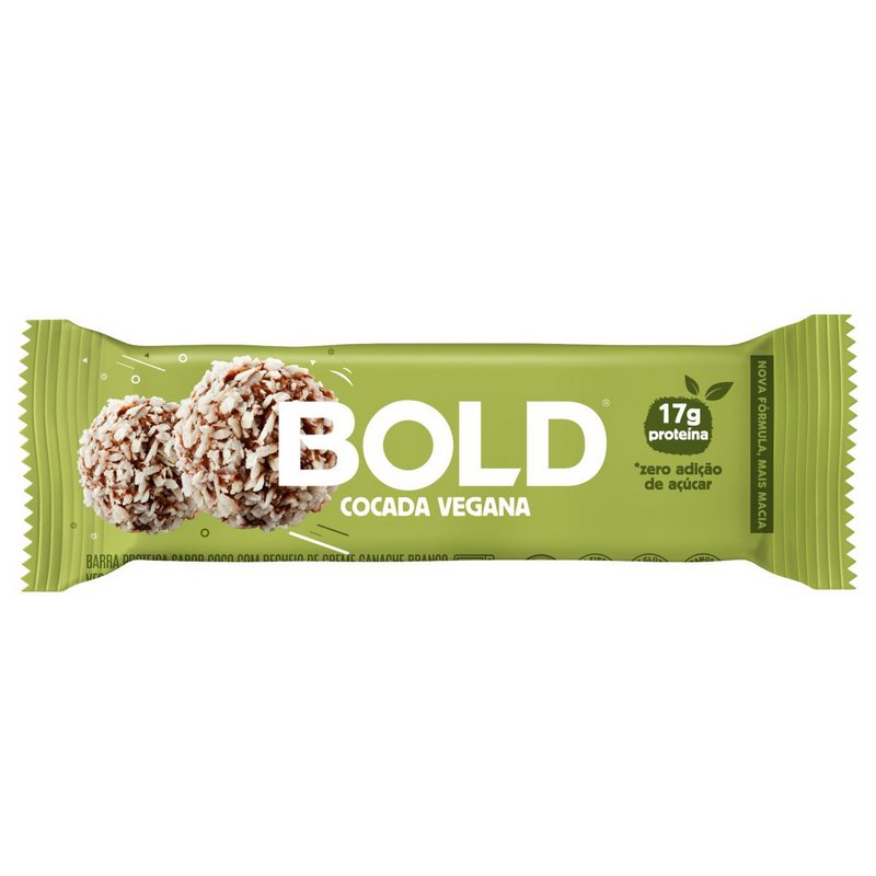 Bold Bar Cocada Vegana