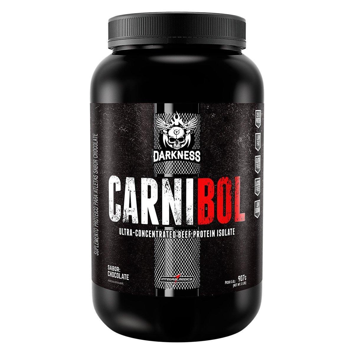 Carnibol 907g - Darkness
