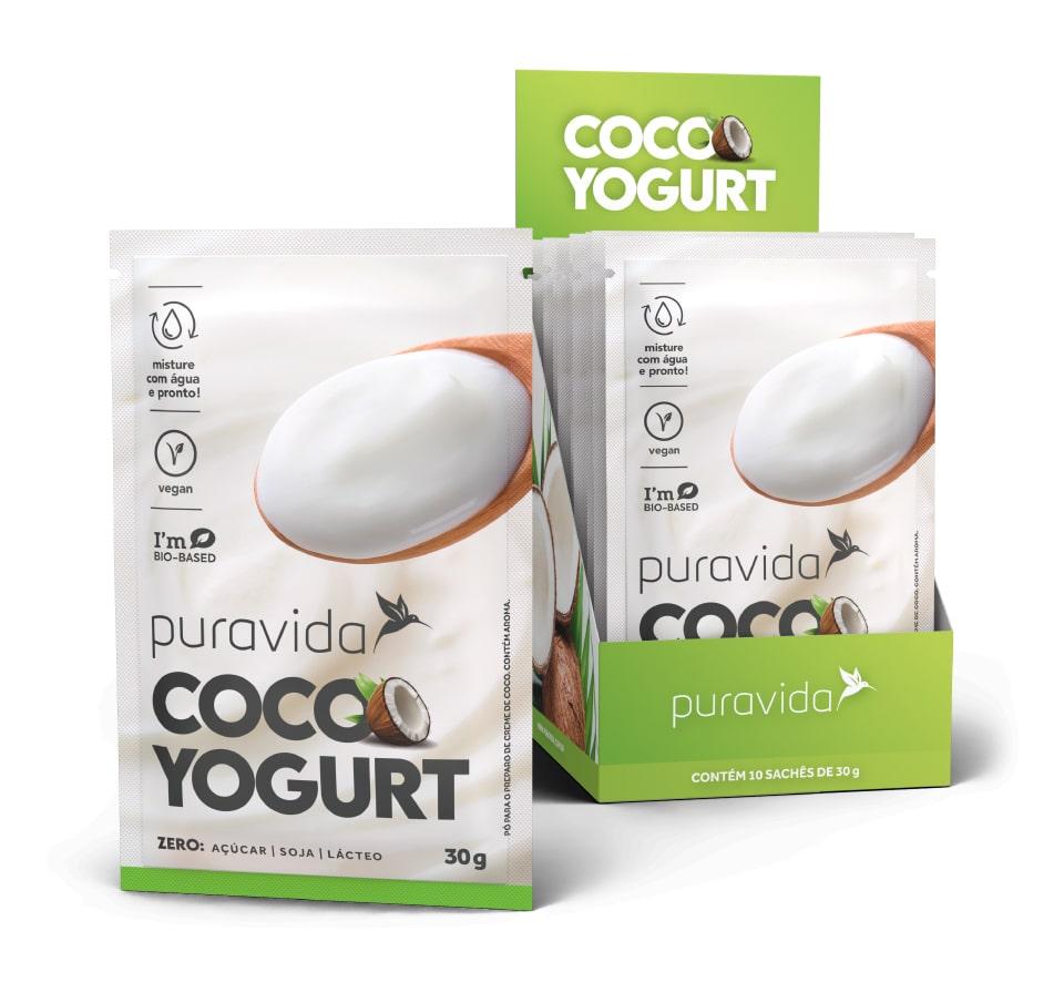 Coco Yogurt 30g - PURA VIDA