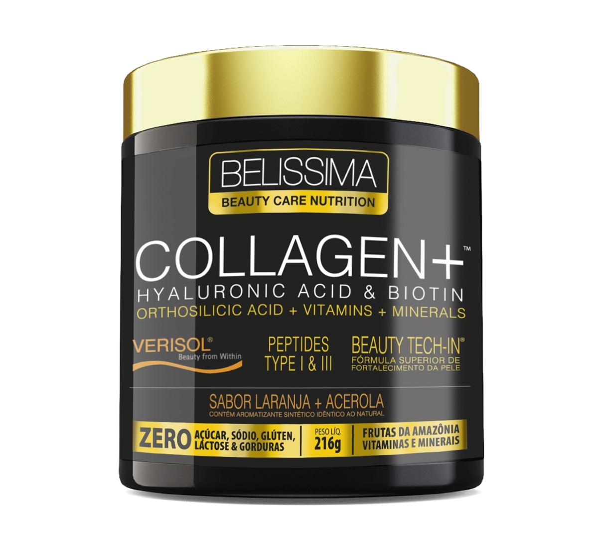 Collagen + Belissima 216g