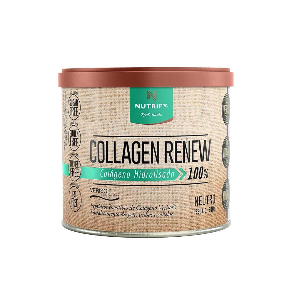 COLLAGEN RENEW (300g) LIMAO  - NUTRIFY