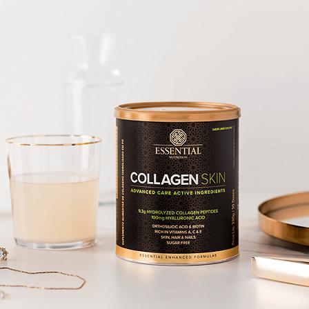 Collagen Skin Limão Siciliano NOVO 330g