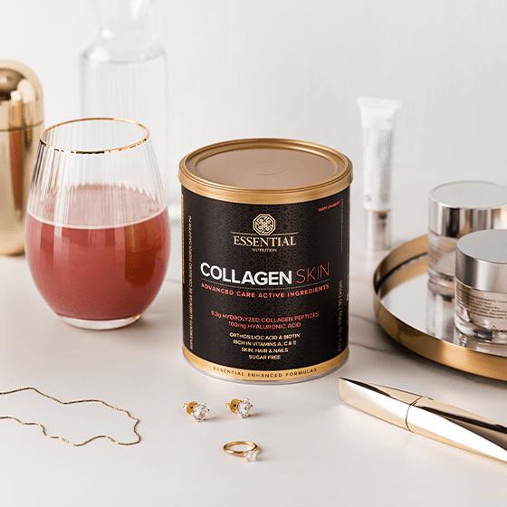 Collagen Skin Novo Cranberry - Essential Nutrition