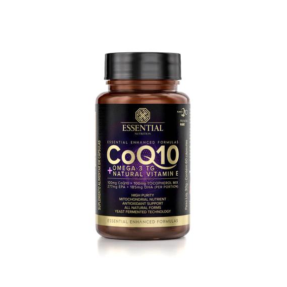 COQ10 60Caps - ESSENTIAL