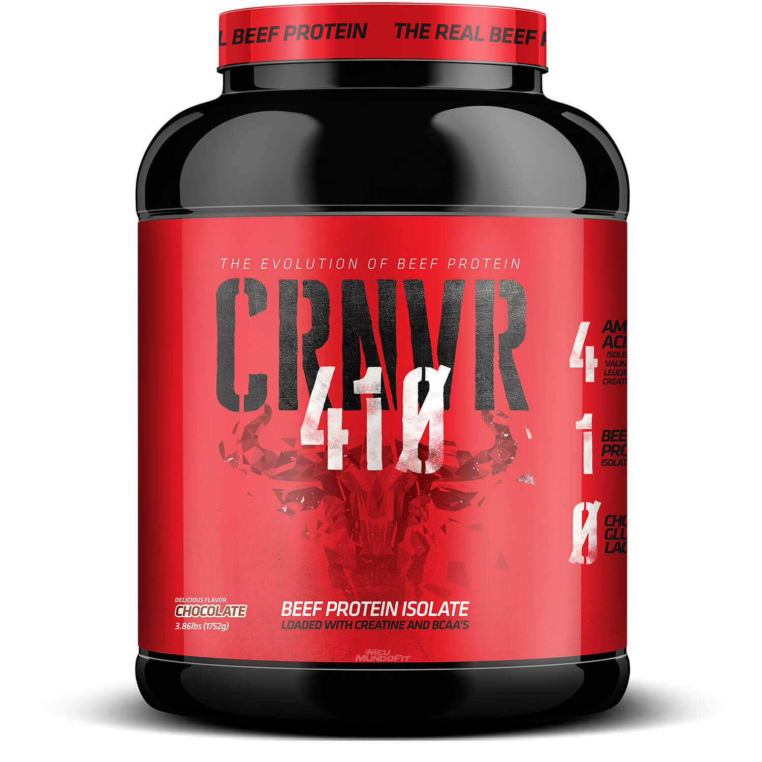 CRNVR BEEF PROTEIN (1752Kg) CHOCOLATE