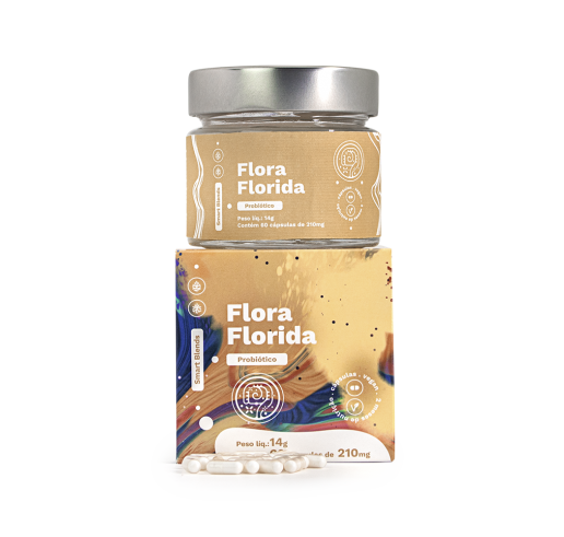 FLORA FLORIDA PROBIÓTICOS - Ocean Drop