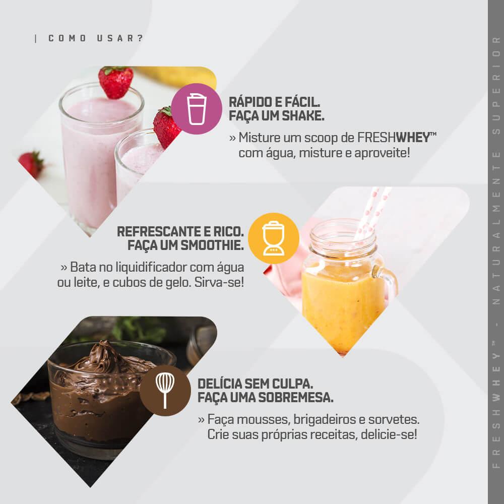Fresh Whey Chocolate e Pasta de Amendoim 900g - 021