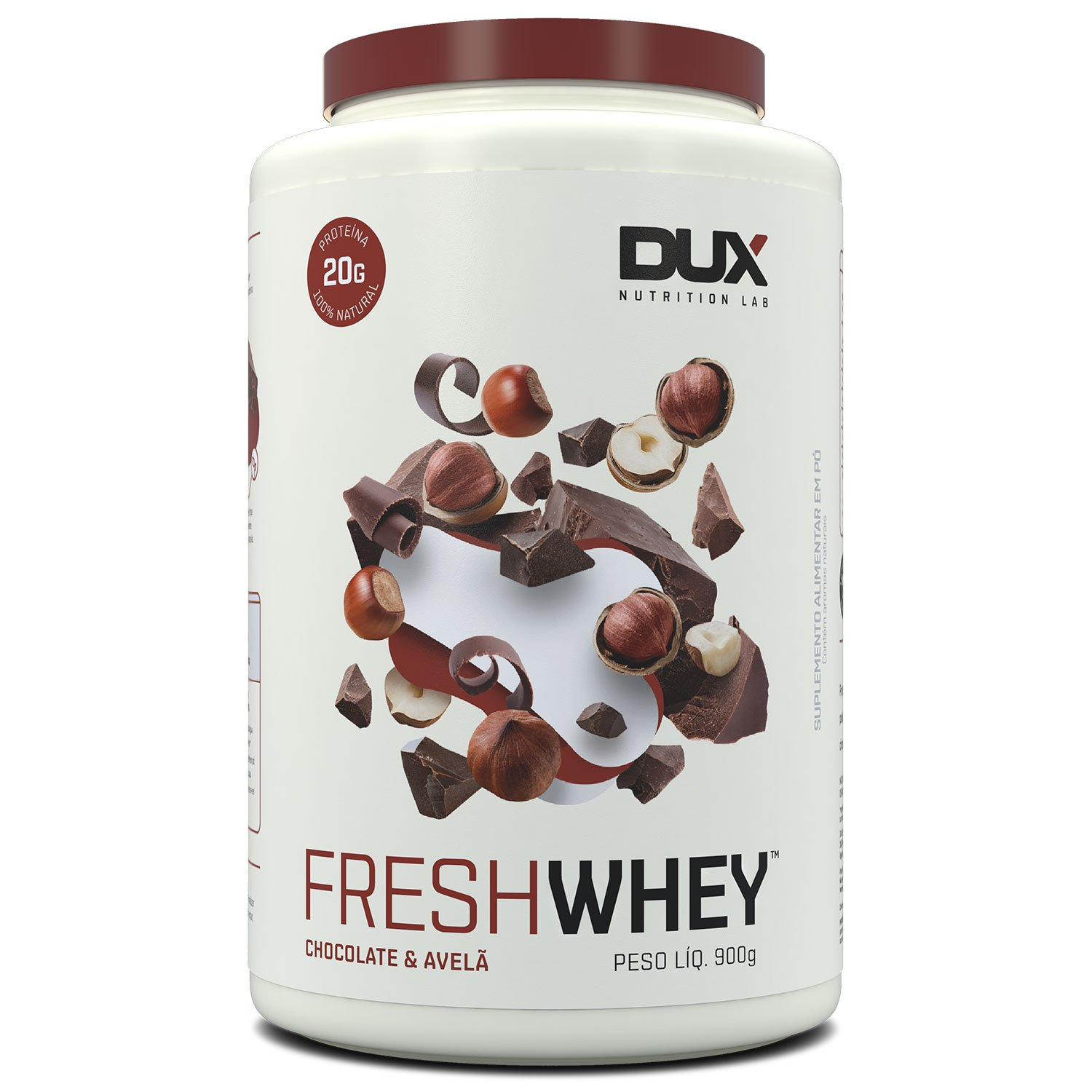 Fresh Whey - Pote 900g DUX NUTRITION