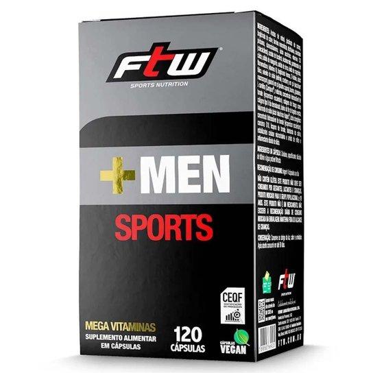 FTW +MEN SPORTS - 120 CAPS