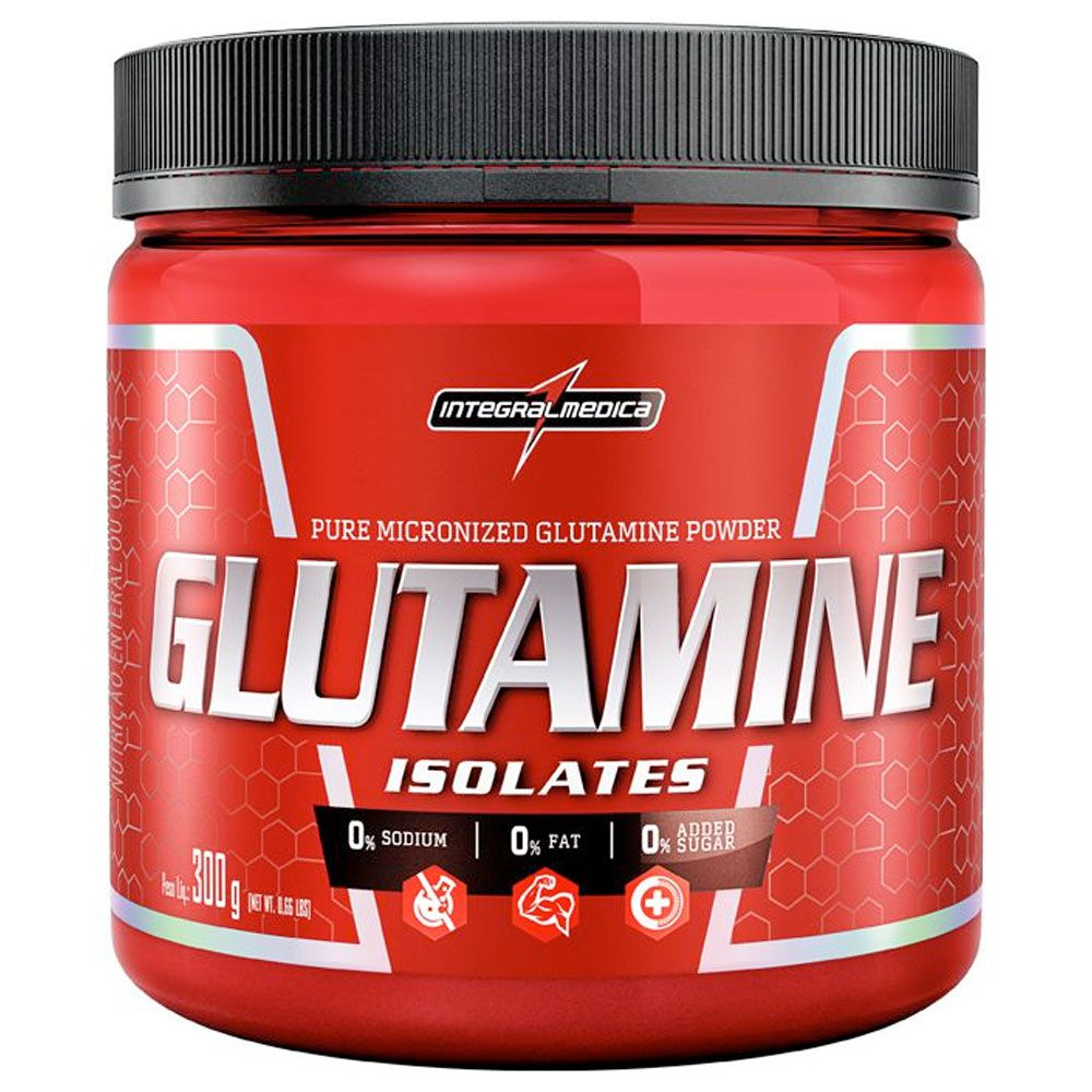 IM GLUTAMINE NATURAL 300G