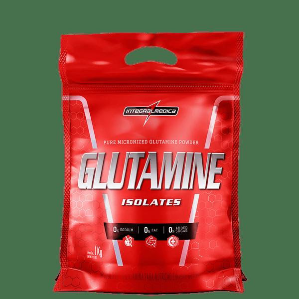 GLUTAMINE (1Kg) REFFIL - INTEGRALMEDICA
