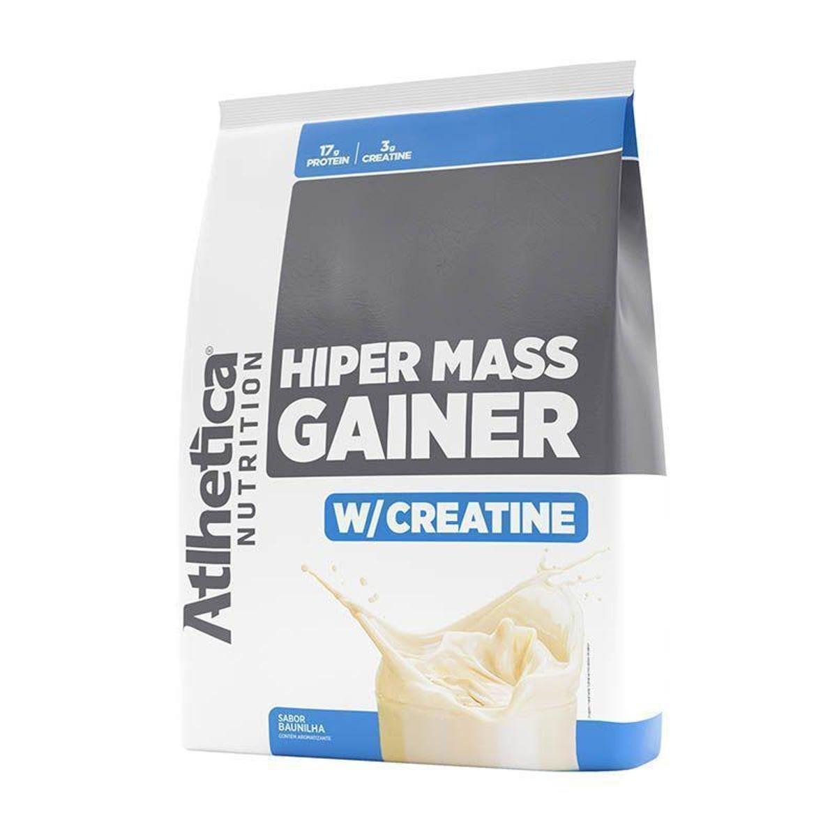 Hiper Mass Gainer 3kg - Atlhetica