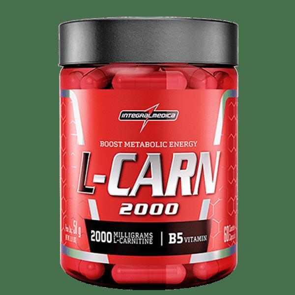 L-CARN  (60Caps) - INTEGRALMEDICA