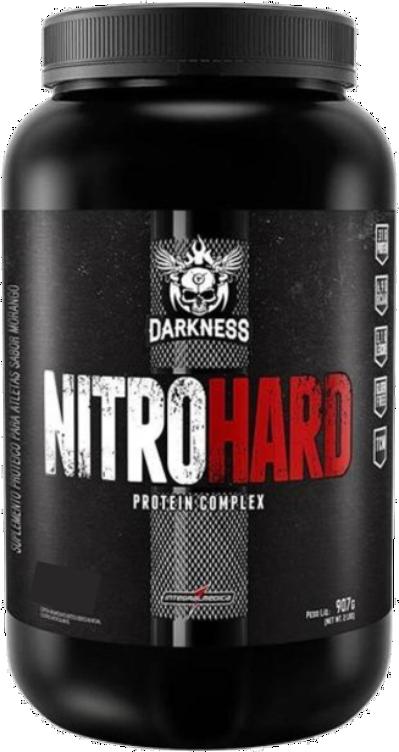 NITROHARD MORANGO (907g) - DARKNESS - 015