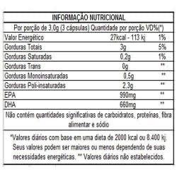 OMEGAFOR PLUS (120Caps) - VITAFOR