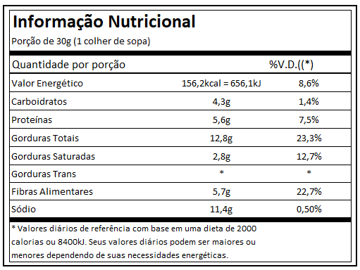 Pasta VitaPower Chocolate Branco 1kg - 042