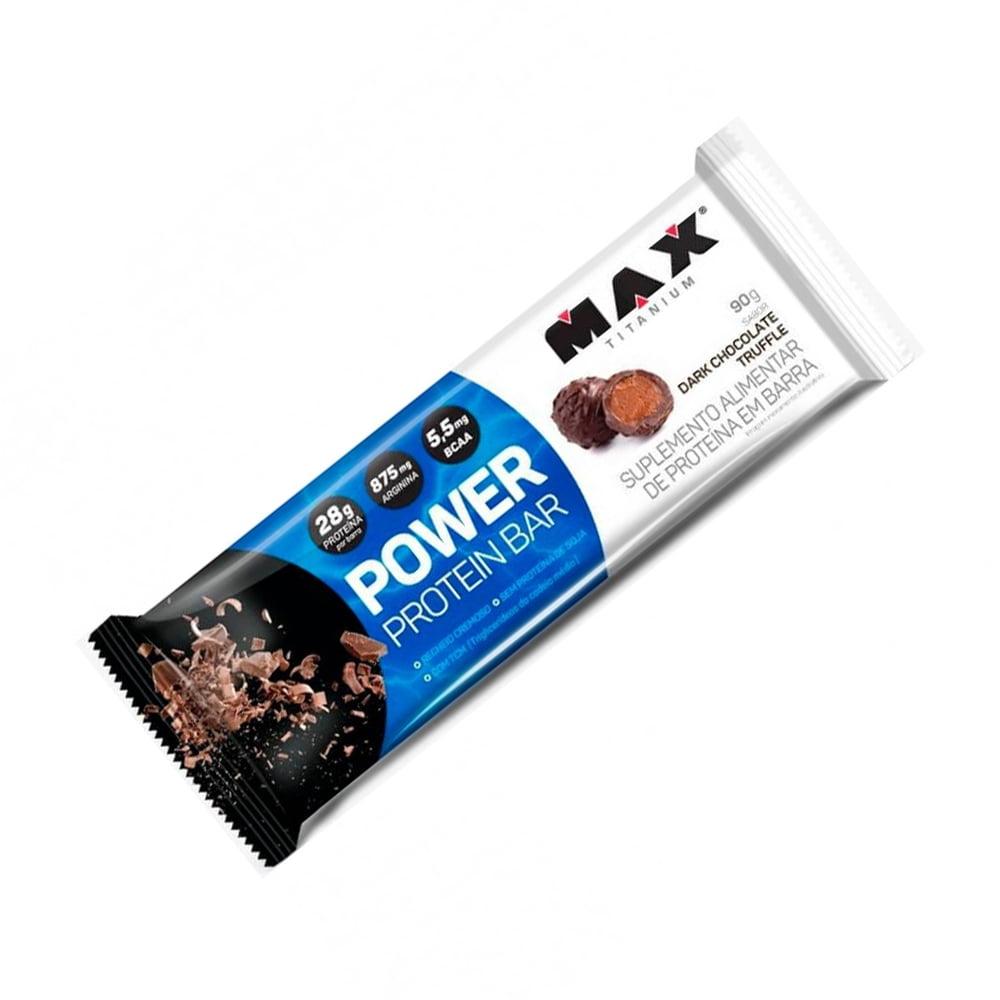 POWER PROTEIN BAR DARK CHOCOLATE TRUFLE - 053
