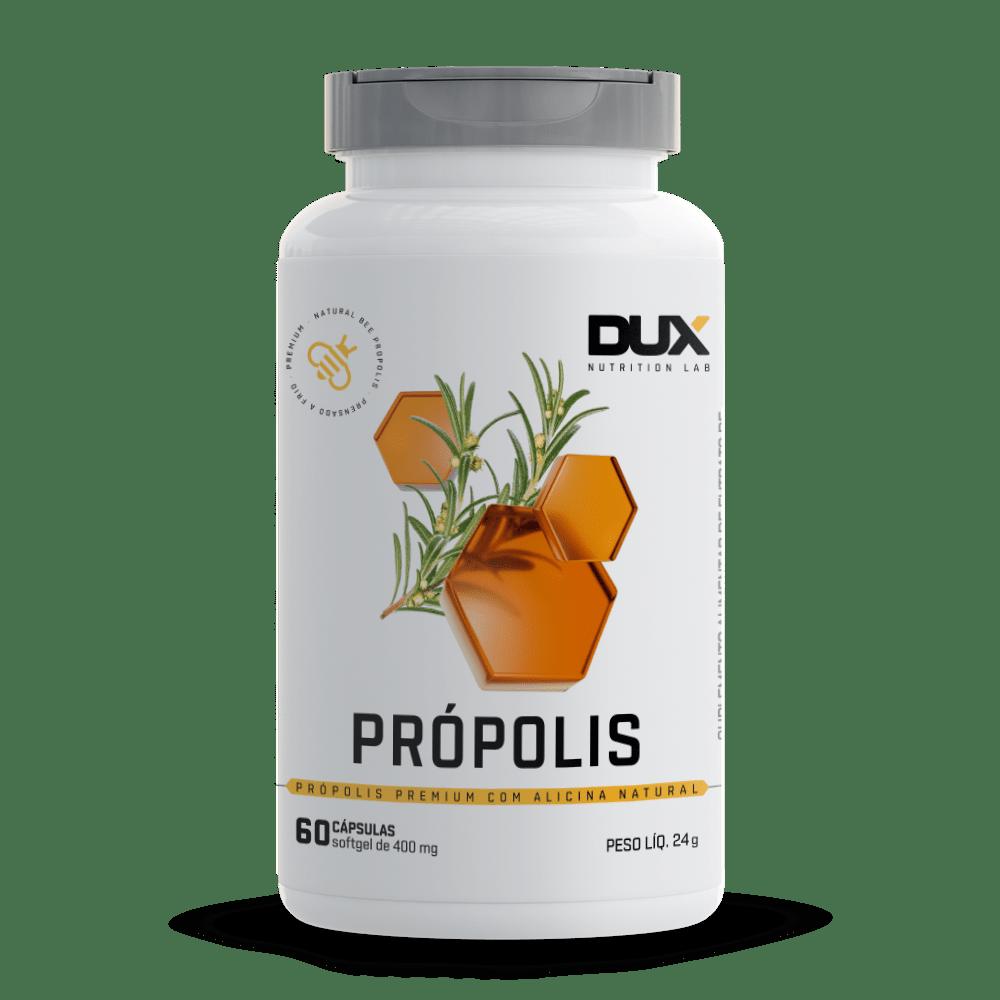 Propolis com Alho - 60 caps Dux Nutrition