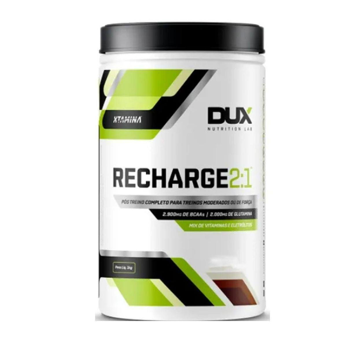 Recharge 4:1 Abacaxi - Pote 1000g DUX NUTRITION