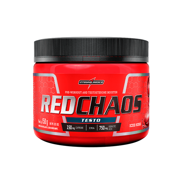 IM RED CHAOS TESTO ICED KISS 1