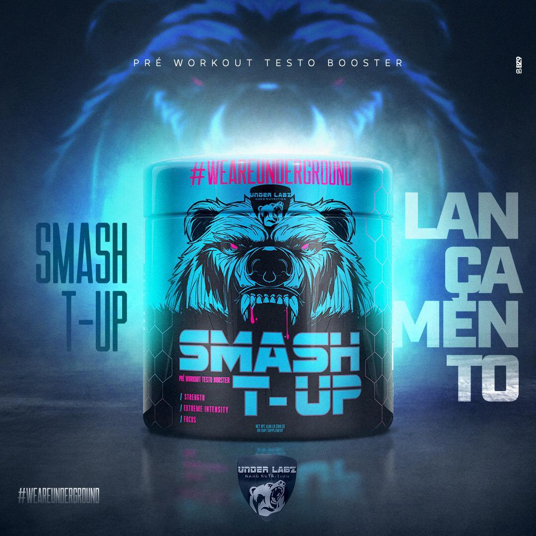 SMASH T-UP 300G - UNDER LABZ