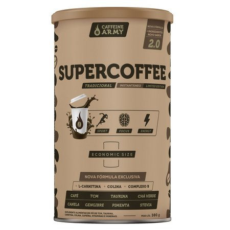 SUPERCOFFEE ECONOMIC SIZE 380G