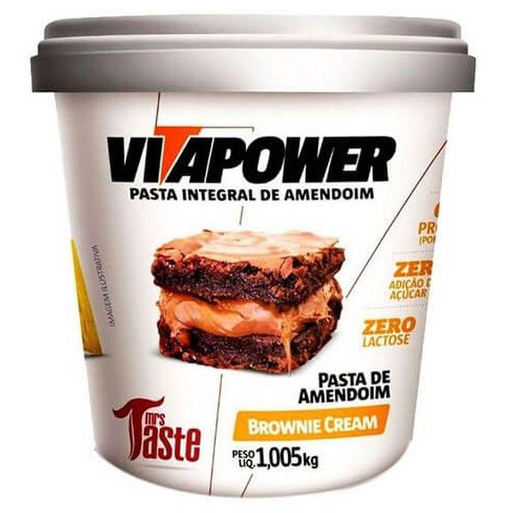 VITAPOWER 1kg BROWNIE CREAM - 042