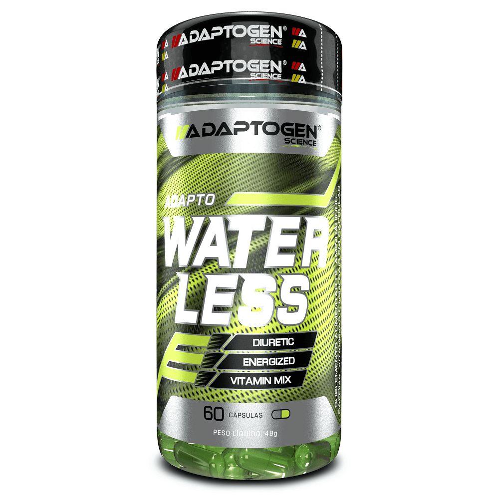 WATER LESS 60 CAPS - DIURETICO - ADAPTOGEN