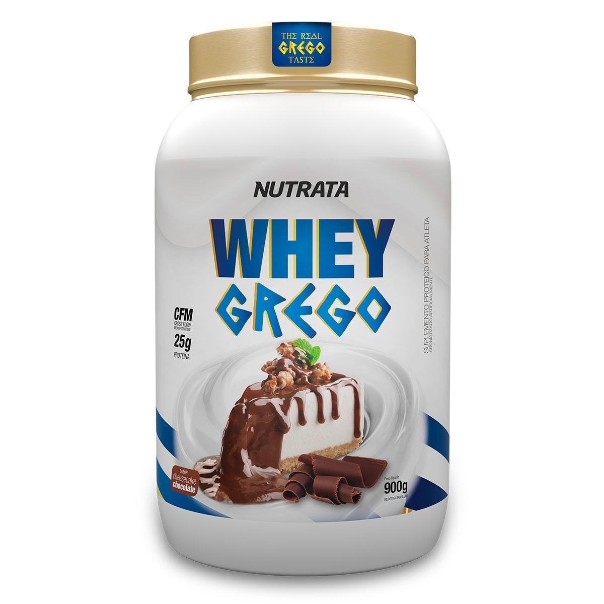 WHEY GREGO CHEESECAKE DE CHOCOLATE 900GR - 034