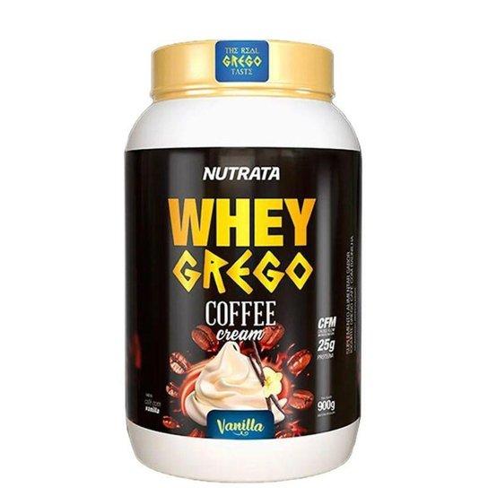 WHEY GREGO COFFEE CHOCOLATE 900g - 034