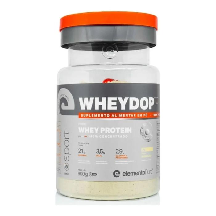 WheyDop Sport Series - Elemento puro