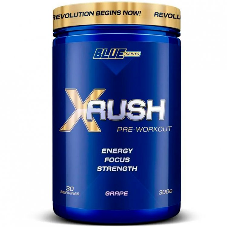 X RUSH SABOR - 300G BLUE SERIES