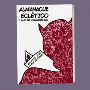 Antologia com 16 HQ variadas: Almanaque Eclético