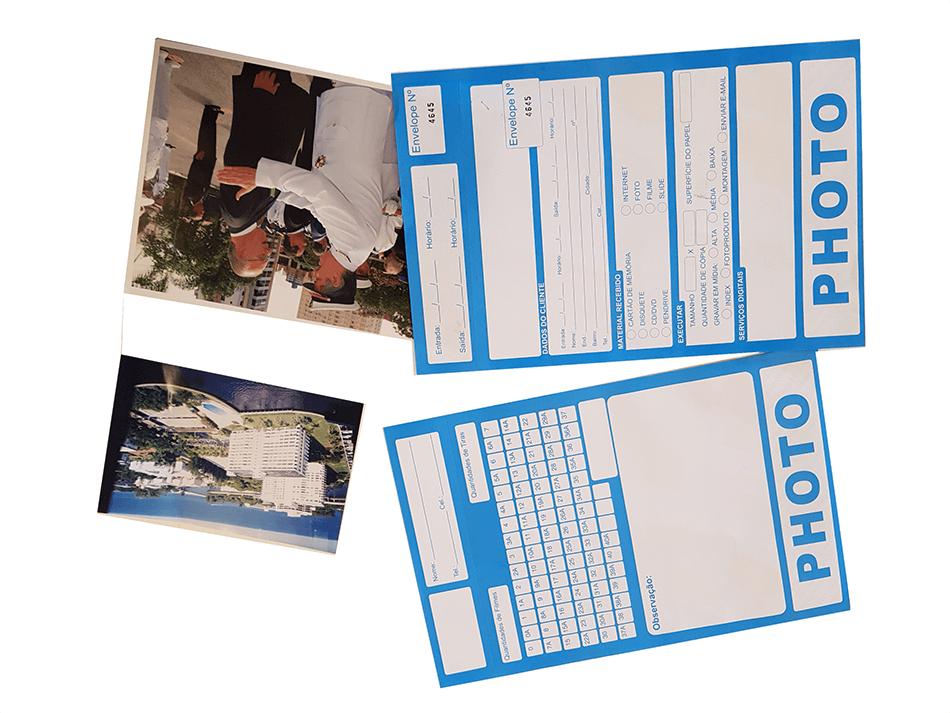 1000 Envelopes Kodak/Fuji/Photos/Paisagem 18 X 28 Cm