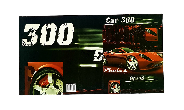 1 Álbum de fotos Fotografias  10 X15 120 Fotos Carros