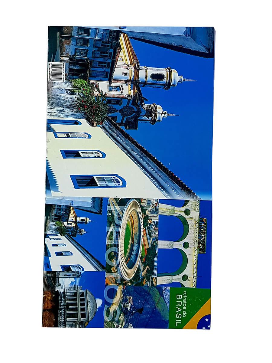 1 Álbum de fotos Fotografias  10 X15 120 Fotos PAISAGEM BRASIL
