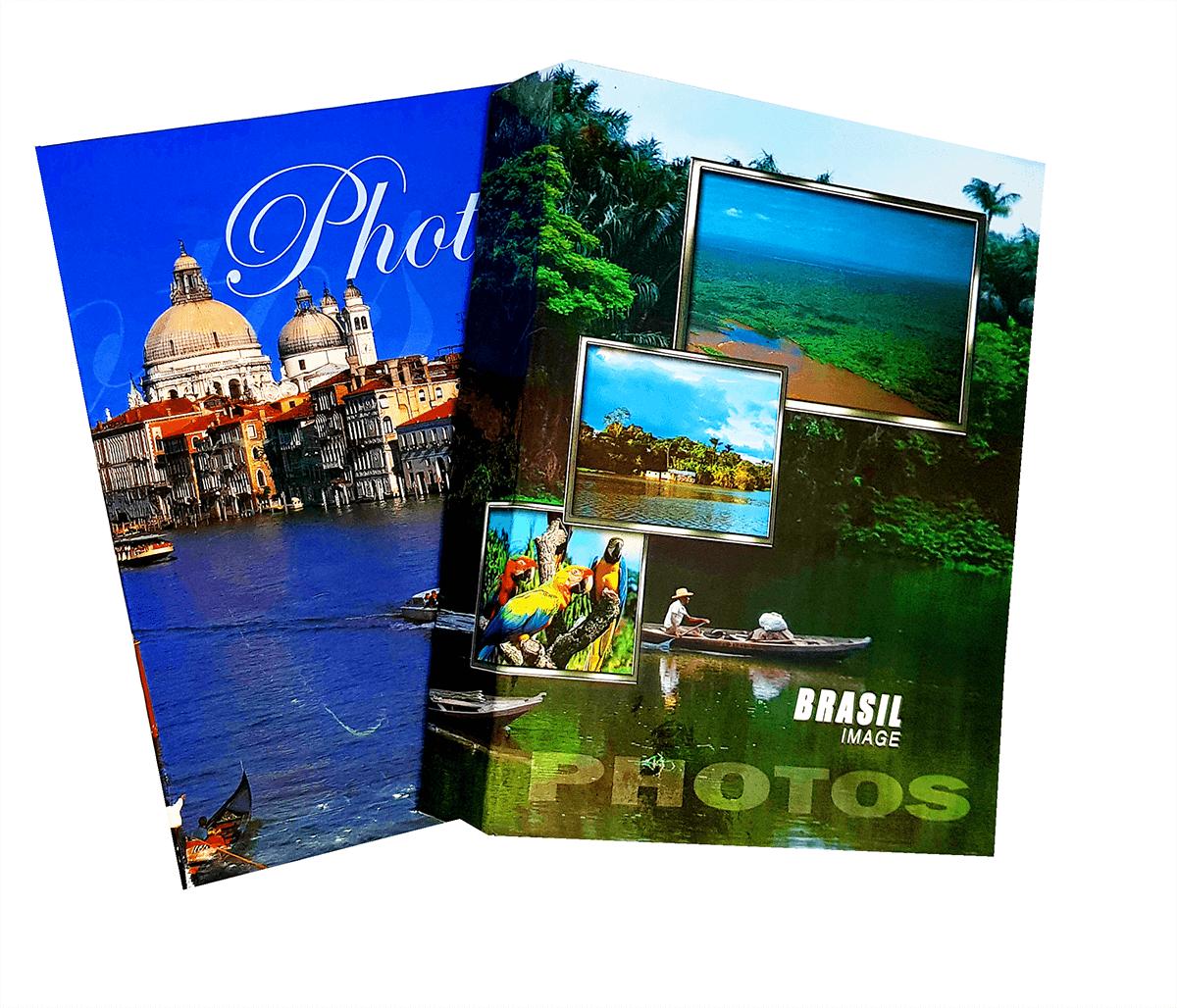 1 Álbum de fotos Fotografias  10 X15 / 200 Fotos VARIADOS 16 MODELOS A SUA ESCOLHA