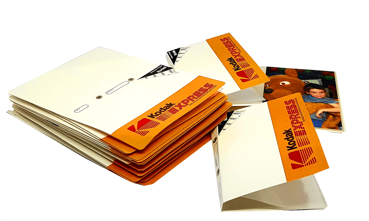 200 albinhos de fotoacabamento Fuji/ Kodak ou Paisagem 10x15/40 fotos