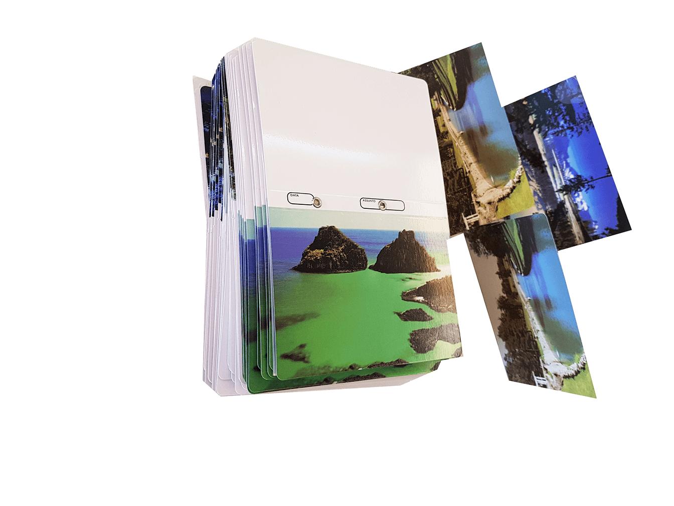 250 albinhos de fotoacabamento Kodak/Fuji ou Paisagem 10x15/40 fotos